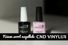 New kind of nail polish: CND Vinylux