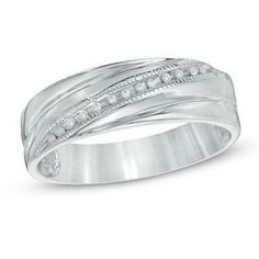 Bright Solid 925 Sterling Silver Cz Round Baguette Engagement Wedding Band Ring 7mm Aromatic Flavor Other Fine Rings