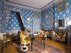 George Sand's petite chambre
