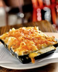 Mac and Cheese- receita do 210 Diner