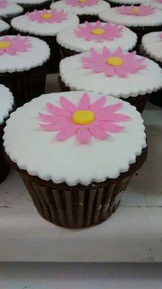 Cup cakes dia de la mujer
