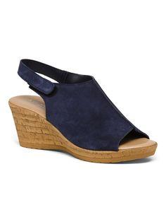 443a7e8e0 Lia Bi Jou Women's Amanda Wedge Sandal « ShoeAdd.com – More Shoes ...