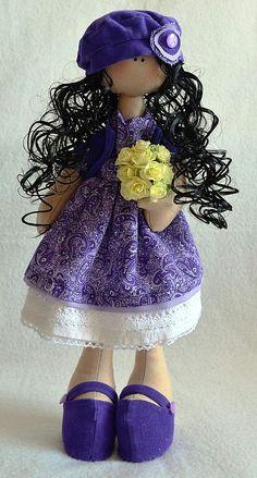 Elfa ~ Handmade Doll