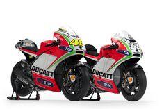 Ducati GP12.