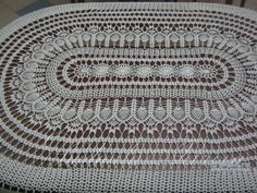 Crocheted tablecloth Enchanting, diagram and description Crochet Tablecloth, Rugs, Home Decor, Homemade Home Decor, Types Of Rugs, Rug, Decoration Home, Crochet Table Topper, Carpets
