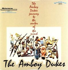 Journey to the Center of the Mind by The Amboy Dukes (CD, Repertoire) for sale online Vinyl Cover, Lp Vinyl, Cover Art, Vinyl Records, Lost Song, Bad Songs, Rock Album Covers, Classic Rock Bands, Vinyls