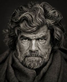 Reinhold Messner - the greatest mountaineer ever.  Read more…  #ReinholdMessner #mountaineer #mountaineering