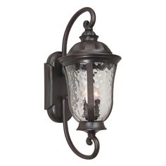 Exteriors by Craftmade Frances Z60 Outdoor Wall Light - Z6000-92