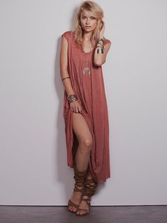 FP Beach Always Dreamin Dress at Free People Clothing Boutique