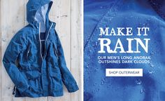 Mens outerwear. Shop now.