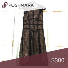 ABS lace dress never before worn ABS dress never before worn! Dresses Mini