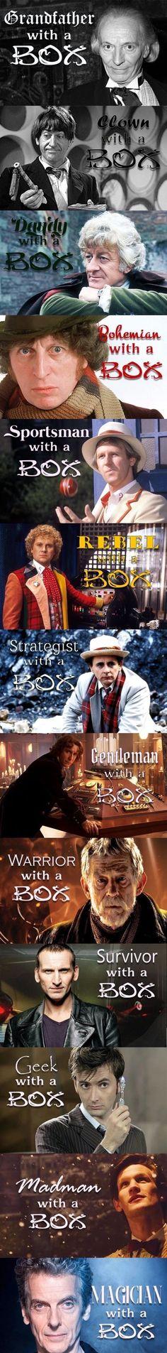 Doctor Who Themed Postcard Idris #1 NEW