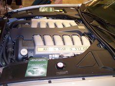 Aston Martin V12 Engine - Aston Martin DB7 - Wikipedia