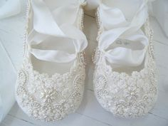 Ballet wedding shoes | danasrho.top