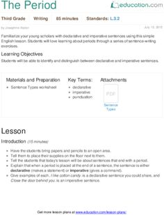 3rd Grade Simple, Compound and Complex Sentences Resources | Education.com