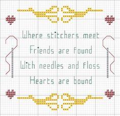 cross stitch happy where stitchers meet