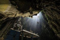 Batu Caves, Kuala Lumpur. (Image by Danny Xeero)