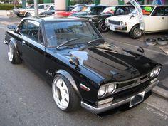 1971 nissan skyline 2000 GTR