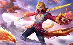 Ling Fiery Dance by makinig on DeviantArt Best Hero, All Hero, Mobile Legend Wallpaper, Hero Wallpaper, Dance Wallpaper, Carmilla, Bang Bang, Miya Mobile Legends, Alucard Mobile Legends