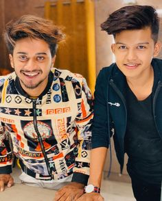 My fav together. but riyaz is more close to heart😚😍 Photo Poses For Boy, Cute Boy Photo, Boy Poses, Mens Poses, Handsome Celebrities, Famous Celebrities, Celebs, Man Dress Design, I Like Him