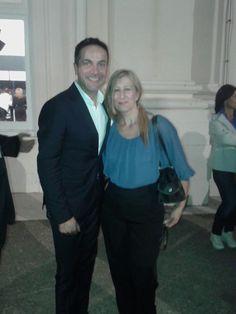 foto con Renato