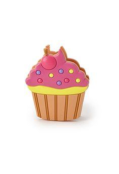 Cupcake Headphone Holder   FOREVER21 - 1000136999