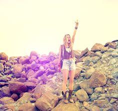 △she's free.