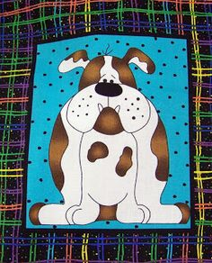 I'VE GONE TO THE DOGS   My Quilt Store
