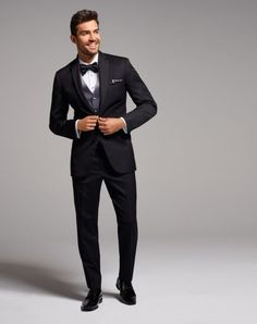 What are men's slim fit suits? Slim fit suits have a blazer with a fitted shoulder, are slim through the chest and are cut a little closer to the waist. Shop for slim fit and fittted mens suits for skinny men. Get the latest styles, brands of fitted men's clothing from Men's Wearhouse. Visit us at www.mensusa.com or call 1-888-784-8872. mens slim fit suits cheap extra slim fit suits mens suits slim fit suits zara mens slim fit suits designer where to buy slim fit suits express mens suits Skinny Fit Suits, Slim Fit Suits, Skinny Guys, Express Mens Suits, Suit Fit Guide, Suits For Sale, Slim Man, Elegant, Workout Pants