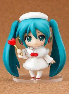 Miku Hatsune Nendoroid Petit Figure Christmas Piano Cake Ver Angel New 8cm   eBay