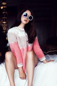 Lana Del Rey by Chris Nicolls for Fashion Magazine