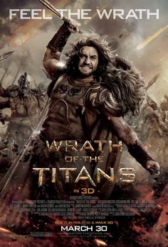 Wrath of The Titans Movie 2012 HD Wallpapers