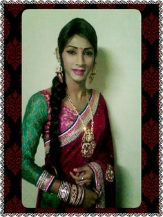 Cute Indian crossdresser in saree Indian Crossdresser, Crossdressers, Sari, Boys, Cute, Fashion, Saree, Baby Boys, Moda