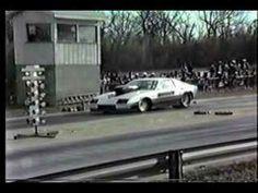 Camaro Drag Racing-Atlanta Speed Shop Dragway