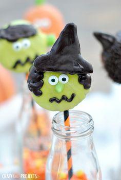 Witch Halloween Pop