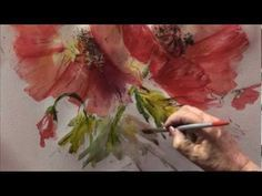 Improve Your Watercolours Using Chinese Techniques - Part Three - YouTube