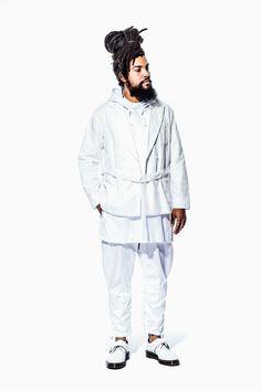 Engineered Garments: menswear spring/summer 2018