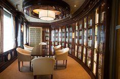Royal Princess- Library