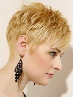 25 Popular Layered Short Haircuts | http://www.short-haircut.com/25-popular-layered-short-haircuts.html