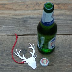 Deer Bottle Opener