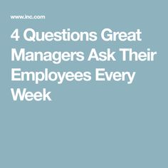 The prerequisite for setting the stage for these questions to be asked (and answered) is transparency. Therein lies the problem for most bosses. Leadership Coaching, Leadership Development, Leadership Quotes, Teamwork Quotes, Life Coaching, Workplace Motivation, Staff Motivation, Reward And Recognition, Employee Recognition
