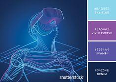101 Color Combinations to Inspire Your Next Design – Luminous Lines Color Palette
