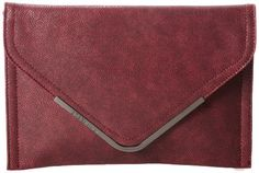 BCBGeneration Luna The High Maintenance 020GN Clutch,Cabernet D61,One Size BCBGeneration,http://www.amazon.com/dp/B00CF6IQCQ/ref=cm_sw_r_pi_dp_PUossb1PQFCYF64X