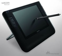 """ This pen, an advanced stylus as it were, has the ability not only to instantly scan any real-world color and output it to your display and writing app of your choice – it's got green power abilities as well"""
