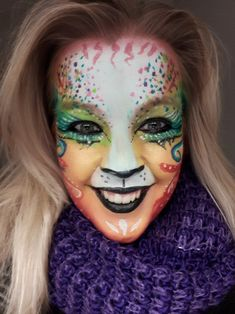 #cat #facepainting schmink carnaval vastelaovend animal