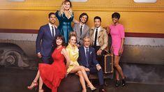 Matthew Gray Gubler, Kirsten Vangsness, Jennifer Jareau, Aisha Tyler, Joe Mantegna, Paget Brewster, Crimal Minds, Daniel Henney, Criminal Minds Cast