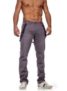 Jack and jones hose mit hosentrager