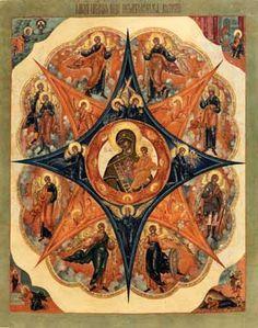 Theotokos of the Unburnt Bush