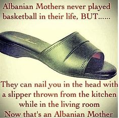 Albanian moms