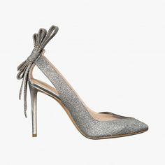 Escarpins glitter, @NKirkwoodLondon  #VuAuBonMarche #LeBonMarche #shoes #mode #femme #fashion #women
